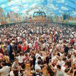 Na Oktobarfestu popili milion litara piva manje