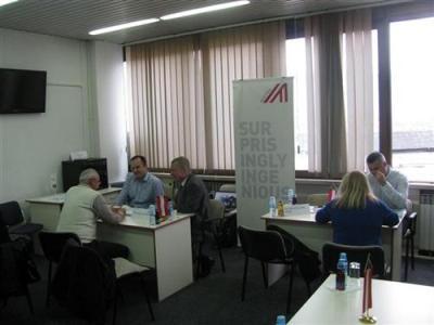 Ćorić očekuje izuzetne rezultate razgovora domaćih i austrijskih privrednika