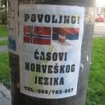 Kursom norveškog do obećane zemlje