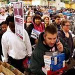 SAD: Pala prodaja u američkim lancima na Dan zahvalnosti i 'crni petak'