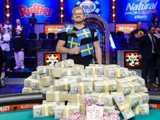 Šveđanin u Las Vegasu osvojio 10 miliona dolara