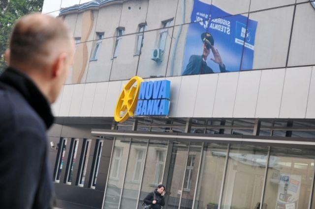 Dobit Nove banke porasla na 13 miliona KM