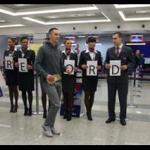 Vučić dočekao četirimilionitog putnika