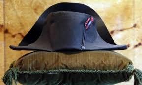 Prodat Napoleonov šešir