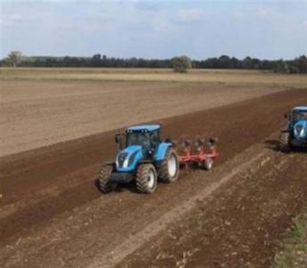 Rekordna sjetva kukuruza u Loparama