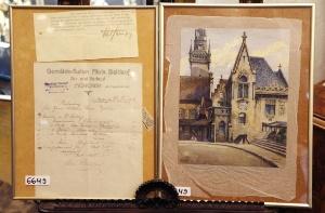 Hitlerov akvarel za vikend na aukciji u Minhenu