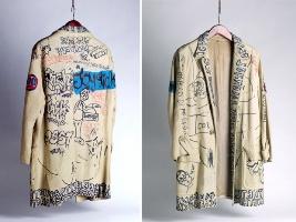 Kožna jakna Baskijata na aukciji u Njujorku