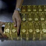 Putin gomila zlato