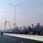 Vučić i Li Kećijang otvorili Pupinov most