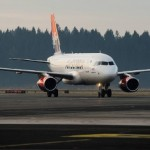 Air Serbia sletjela u Zagreb