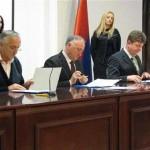 Potpisani godišnji ugovori o isporuci drvnih sortimenata
