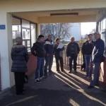 """Počeo generalni štrajk Fabrike cijevi """"Unis"""""""