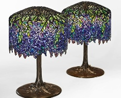 Dvije Tifani lampe prodate za preko 1,3 miliona dolara