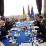 Vučić se sastao sa Bevandom