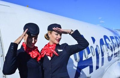 Er Srbijom letjelo preko dva miliona ljudi u 2015.