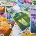 Švajcarci drže franak na minimumu?