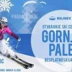 Sutra otvaranje vrhunskog skijališta
