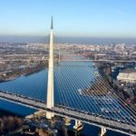 Gradi se novi most u Beogradu