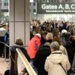U Njemačkoj otkazani letovi, gužve na aerodromima