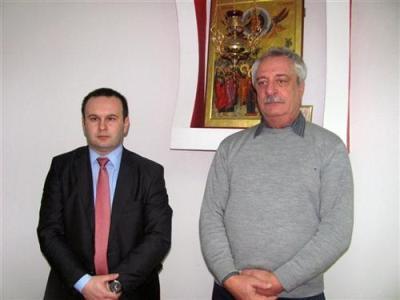 O ekonomskoj saradnji Istočnog Novog Sarajeva i Čukarice