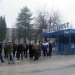 Radnici RAOP-a ponovo protestuju