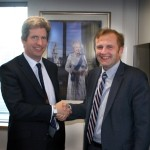 "Britanski ambasador čestitao direktoru BBI banke na nagradi ""Best Banking CEO B&H 2014"""