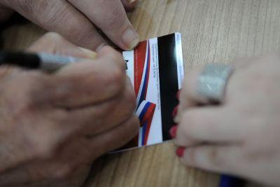 Istekao rok za korišćenje platnih kartica