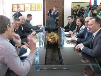 Gluhaković: Neophodno značajno ulaganje u Banju Dvorovi