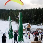 "Ministrica sporta RS svečano otvorila ilegalno skijalište ""Ravna planina"" Pale"