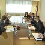 Tegeltija: U toku realizacija projekata vrijednih 399,4 miliona evra