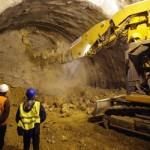 Probijen tunel Šarani na Koridoru 11