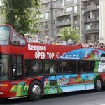 Razgledanje Beograda iz otvorenog autobusa od 3. aprila