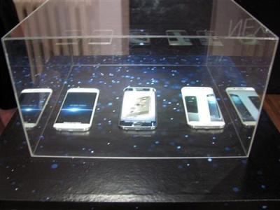 """Predstavljeni modeli iz serije """"Galaksi S6"""""""