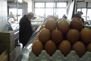 Francuska evropski lider u proizvodnji jaja