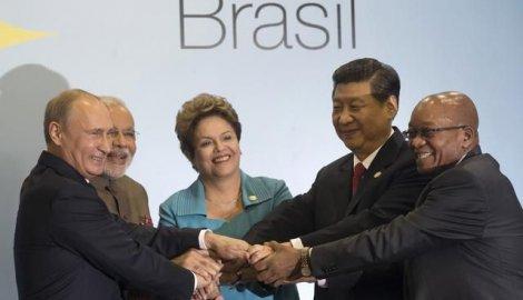 Indijac prvi direktor Razvojne banke BRIKS
