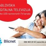 Osnovni paket Blicnet kablovske Digitalne televizije proširen sadržajima novih kanala