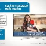 Budućnost televizije uz m:tel Open!