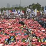 Radnici podigli Aziju na noge