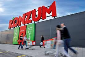 Konzum postao najveći poslodavac u Hrvatskoj