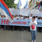 Danas mirna protestna šetnja u Banjaluci