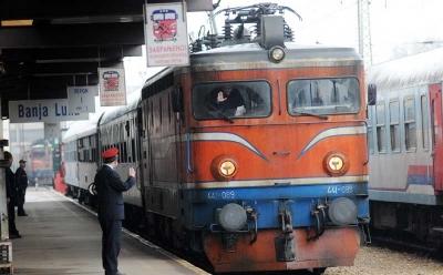 """Slijedi otpuštanje oko 300 radnika """"Željeznica RS"""""""