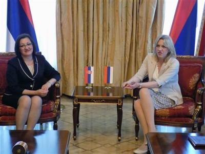 Značajna saradnja Srpske i Srbije u poljoprivredi