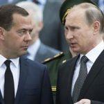 Medvedev zarađuje više od Putina