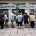 Grčki penzioneri u redovima ispred banaka