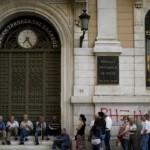 Banke u Grčkoj i dalje zatvorene, građanima po 50 evra