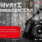 "Tokom avgusta foto-konkurs ""Uhvati komunikaciju"""