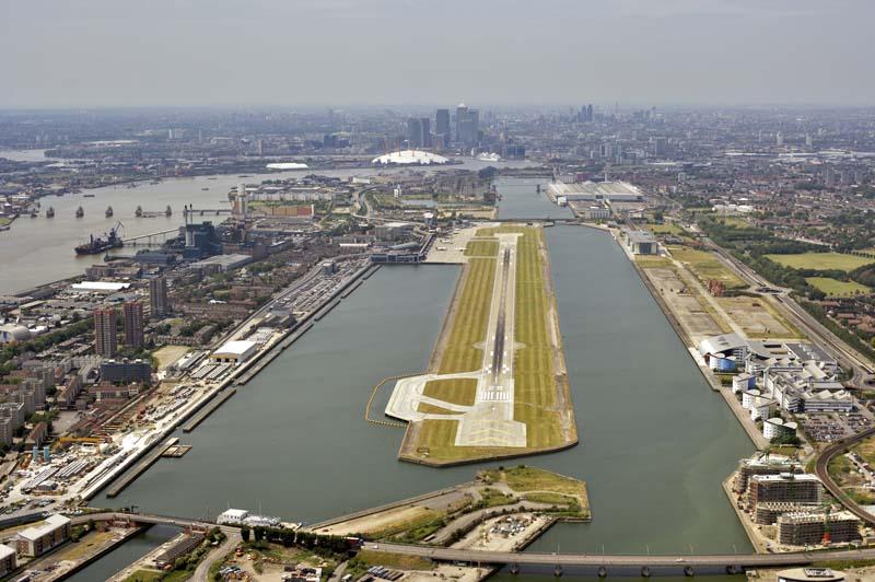 Vlasnici razmatraju prodaju londonskog City Airporta