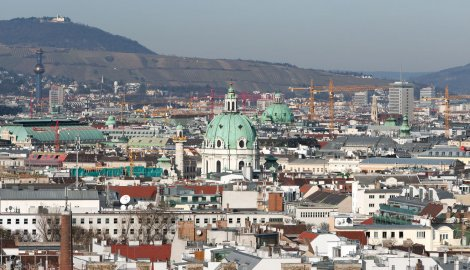 Beč prestonica Evrope: Poslije OEBS-a i UN, dolaze MMF i Svjetska banka