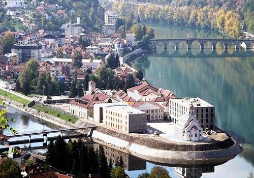 Privredna konferencija u Višegradu 26. marta