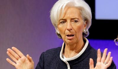 Lagard: Trampova politika će vjerovatno pritisnuti svjetska tržišta